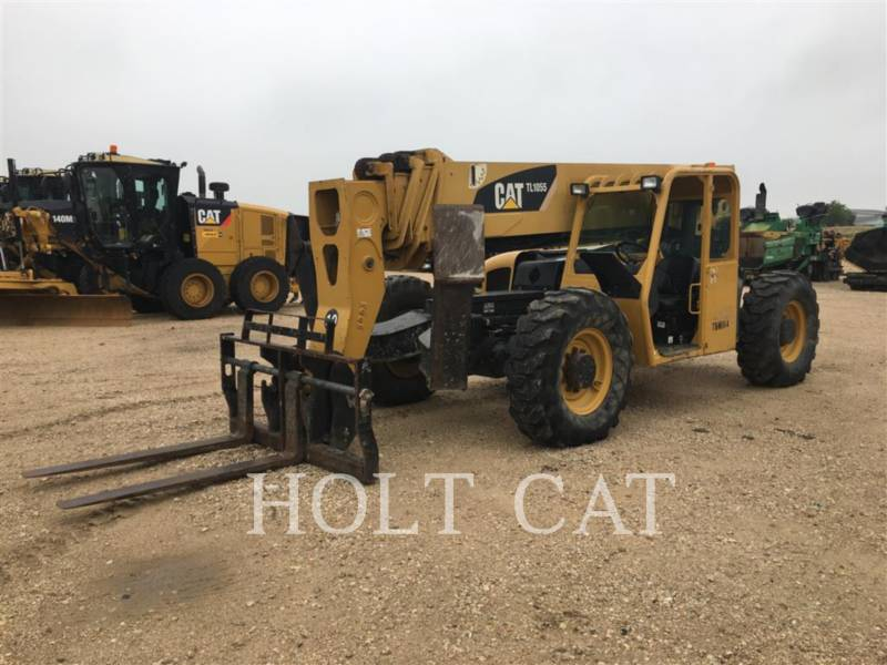 CATERPILLAR TELEHANDLER TL1055 equipment  photo 1