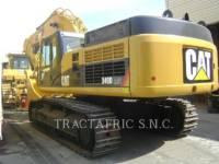 CATERPILLAR TRACK EXCAVATORS 349DL equipment  photo 3
