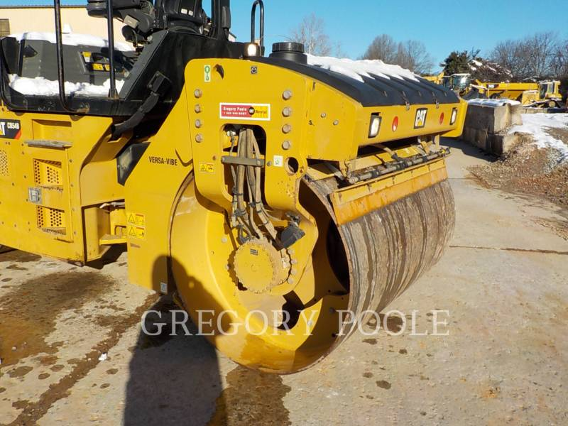 CATERPILLAR COMPACTEURS TANDEMS VIBRANTS CB-54 equipment  photo 11