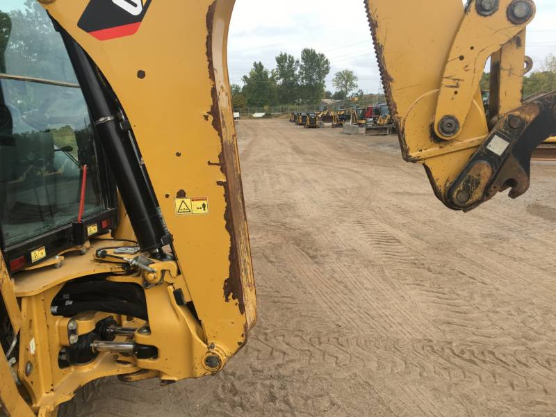 CATERPILLAR CHARGEUSES-PELLETEUSES 420FST equipment  photo 17