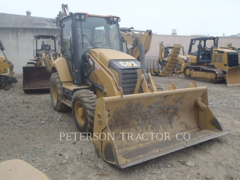 CATERPILLAR RETROEXCAVADORAS CARGADORAS 430F2 HRC equipment  photo 2