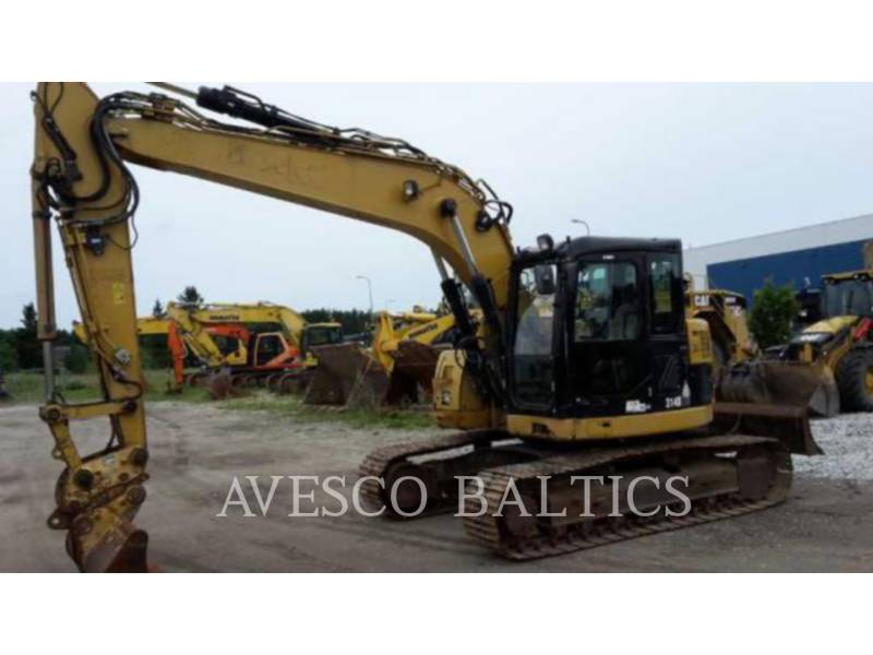 CATERPILLAR EXCAVADORAS DE CADENAS 314D equipment  photo 3