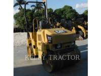 CATERPILLAR TANDEMVIBRATIONSWALZE, ASPHALT CB24 equipment  photo 2