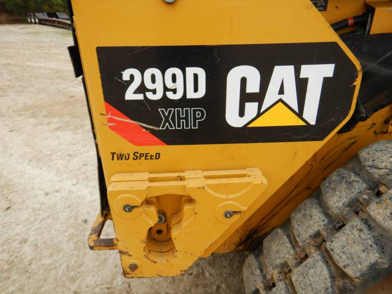 CATERPILLAR CHARGEURS TOUT TERRAIN 299 D XHP equipment  photo 23
