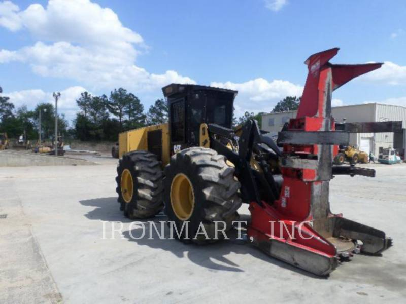 CATERPILLAR FORESTRY - FELLER BUNCHERS 563C equipment  photo 1