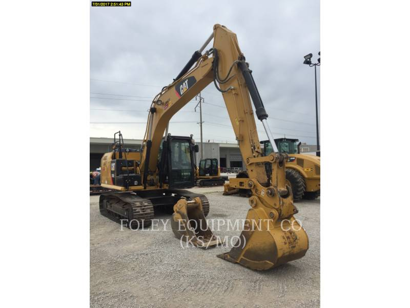 CATERPILLAR EXCAVADORAS DE CADENAS 316EL9 equipment  photo 2