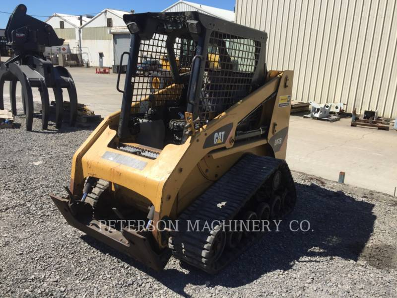 CATERPILLAR CHARGEURS COMPACTS RIGIDES 247B2 equipment  photo 2