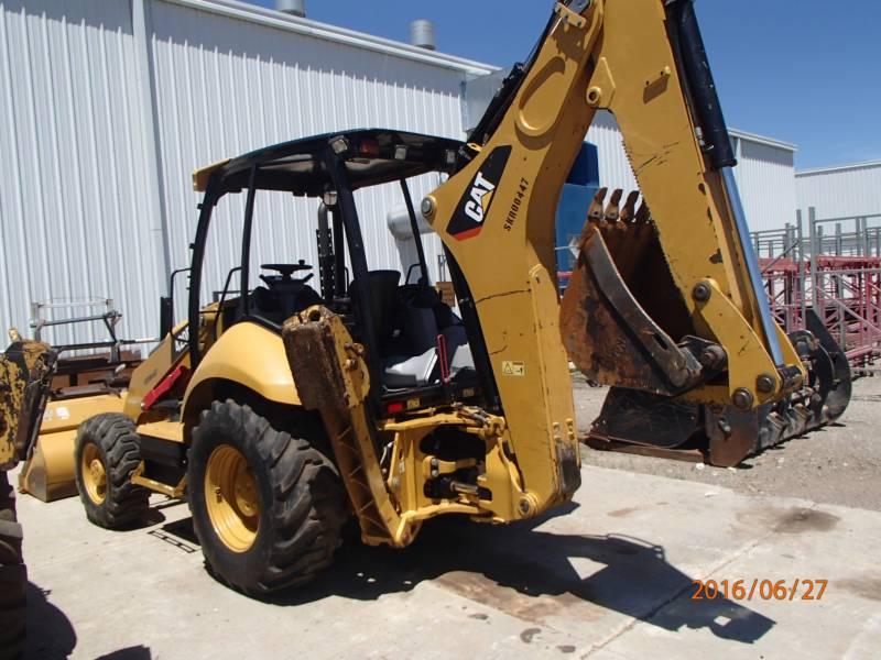 CATERPILLAR RETROEXCAVADORAS CARGADORAS 420FST equipment  photo 4