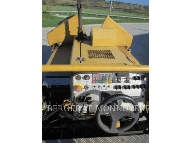 CATERPILLAR PAVIMENTADORA DE ASFALTO BB-621C equipment  photo 16