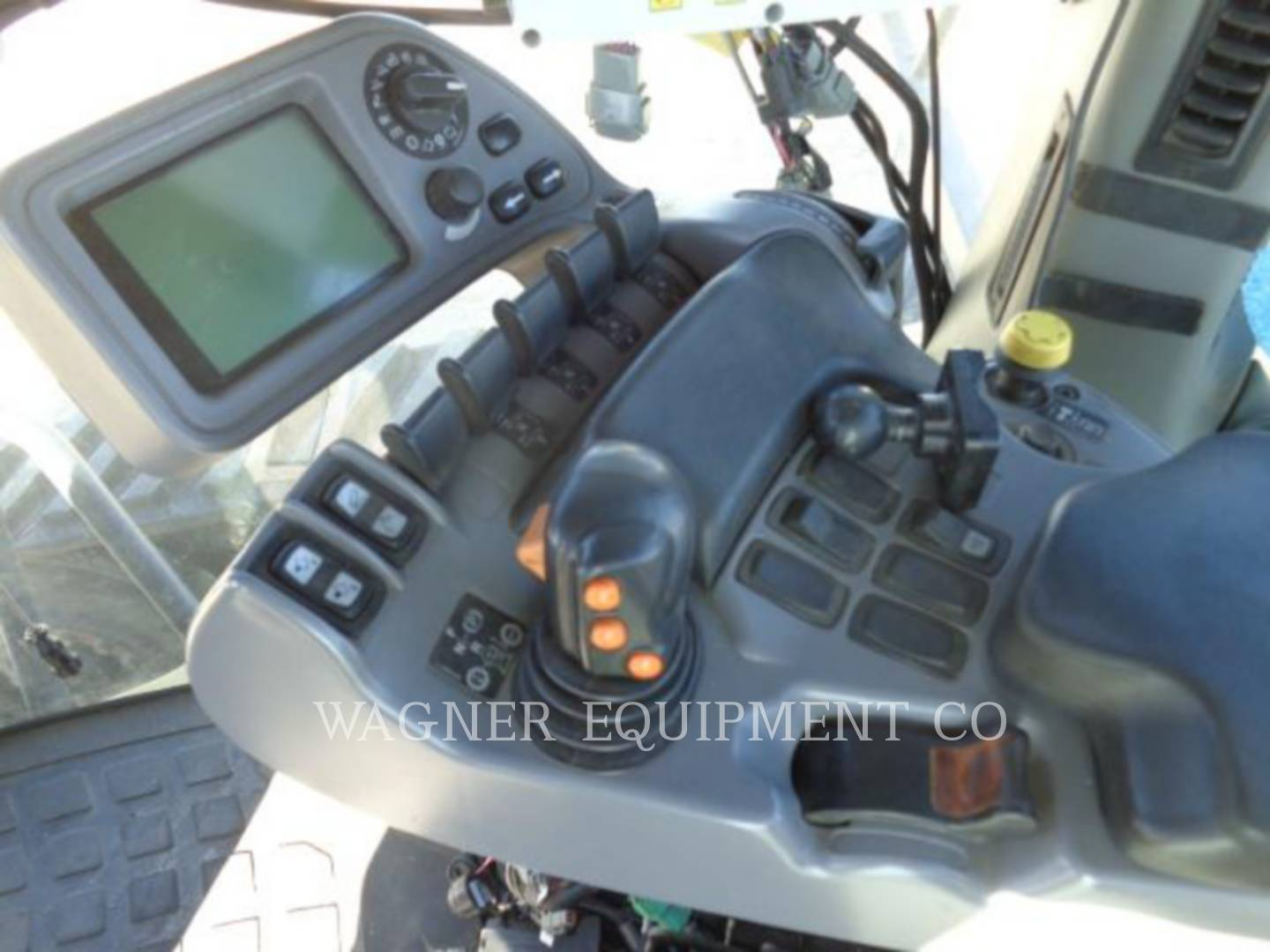 Detail photo of 2006 AGCO MT765B-UW from Construction Equipment Guide