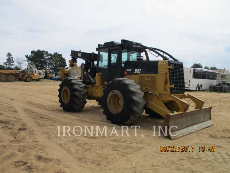 CATERPILLAR FORESTAL - ARRASTRADOR DE TRONCOS 535C equipment  photo 2