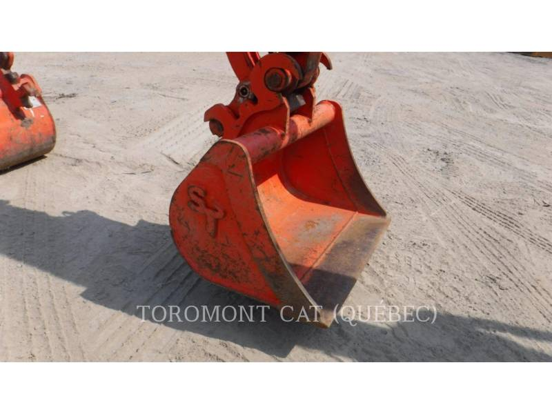 KUBOTA CANADA LTD. PELLES SUR CHAINES KX018-4 equipment  photo 9