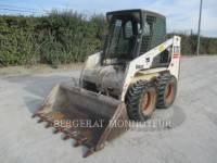 Equipment photo BOBCAT S130 MINIÎNCĂRCĂTOARE RIGIDE MULTIFUNCŢIONALE 1