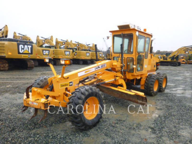 LEE-BOY MOTORGRADER 685B equipment  photo 1