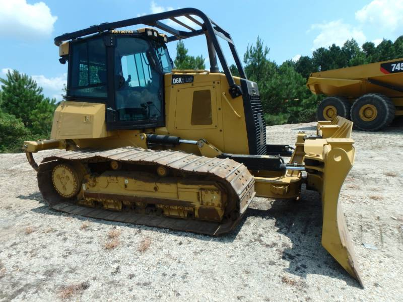 CATERPILLAR CIĄGNIKI GĄSIENICOWE D6K2LGP equipment  photo 5