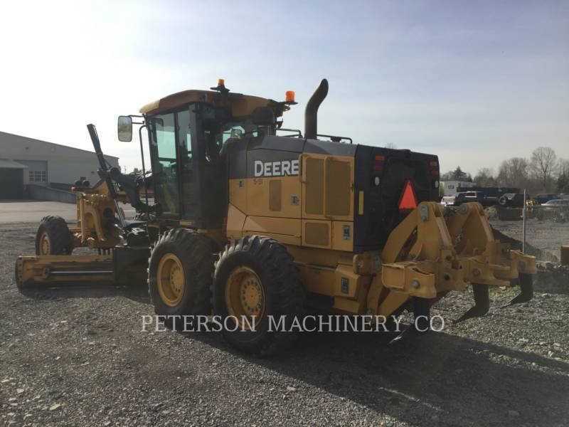 DEERE & CO. MOTORGRADER 772GP equipment  photo 4