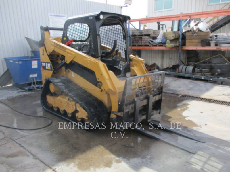 CATERPILLAR MULTITERREINLADERS 259DLRC equipment  photo 3
