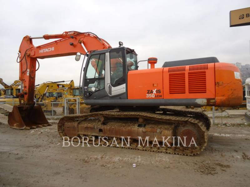HITACHI MINING SHOVEL / EXCAVATOR ZX350LCH-3 equipment  photo 4