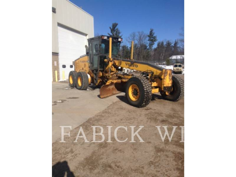 VOLVO MOTOR GRADERS G746B equipment  photo 2