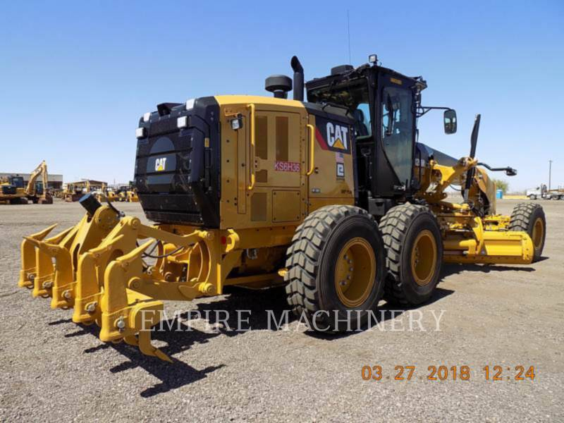 CATERPILLAR MOTOR GRADERS 120M2AWD equipment  photo 2