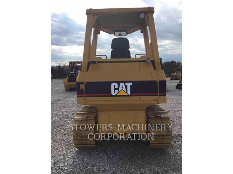 CATERPILLAR TRACK TYPE TRACTORS D3G equipment  photo 6