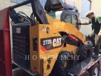 CATERPILLAR スキッド・ステア・ローダ 272DXHP equipment  photo 12
