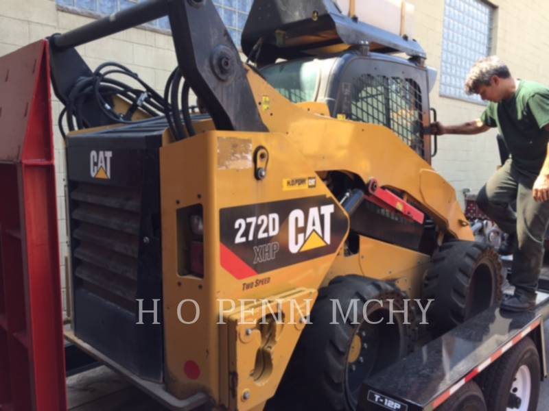 CATERPILLAR MINICARREGADEIRAS 272DXHP equipment  photo 12