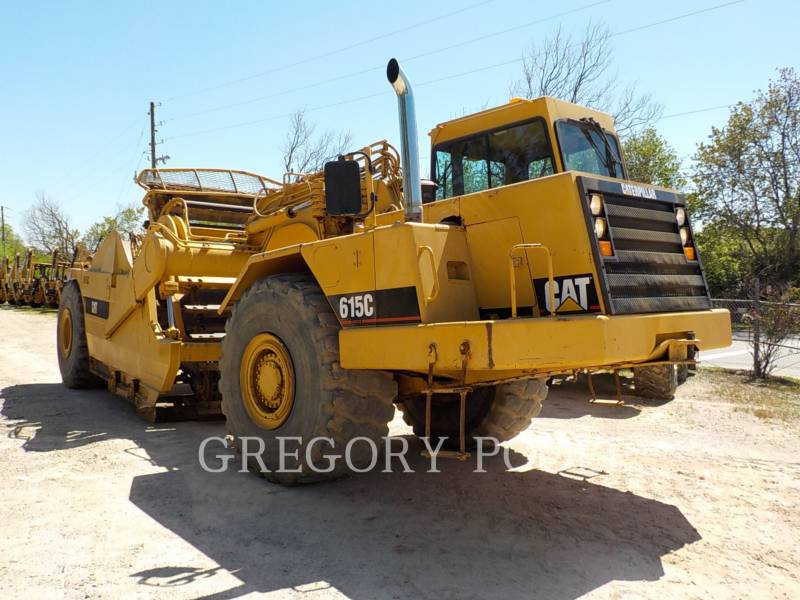 CATERPILLAR DECAPEUSES AUTOMOTRICES 615C II equipment  photo 3