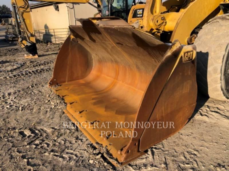 CATERPILLAR CHARGEURS SUR PNEUS/CHARGEURS INDUSTRIELS 966M equipment  photo 17