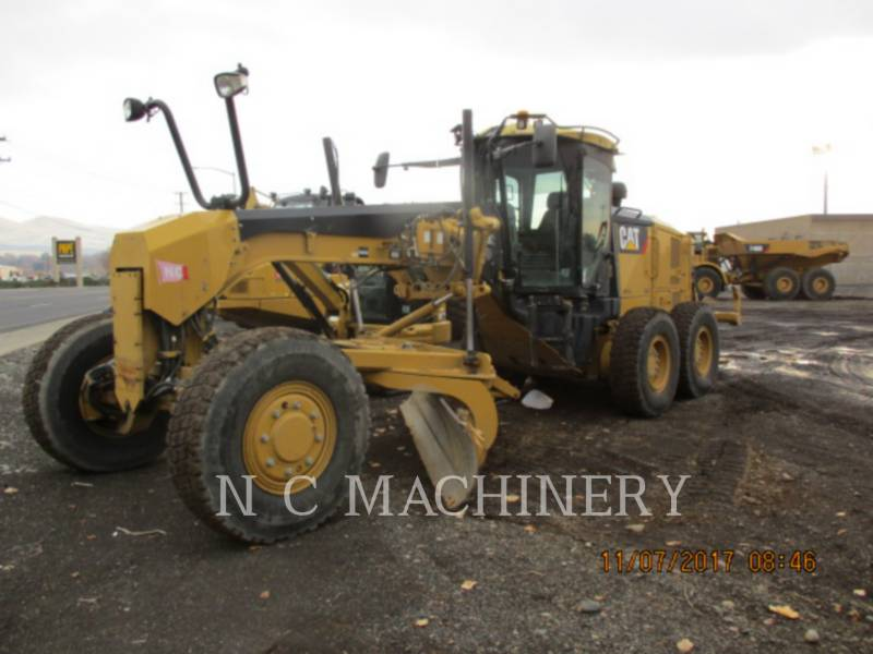 CATERPILLAR RÓWNIARKI SAMOBIEŻNE 140M2 AWD equipment  photo 3