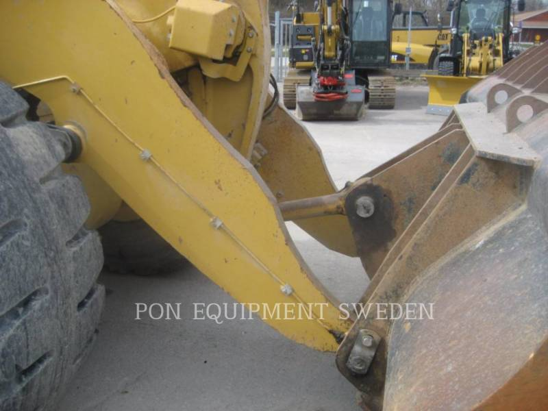 CATERPILLAR WHEEL LOADERS/INTEGRATED TOOLCARRIERS 972 K equipment  photo 7