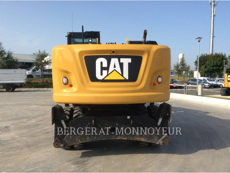 CATERPILLAR EXCAVADORAS DE RUEDAS M320F IVC equipment  photo 4