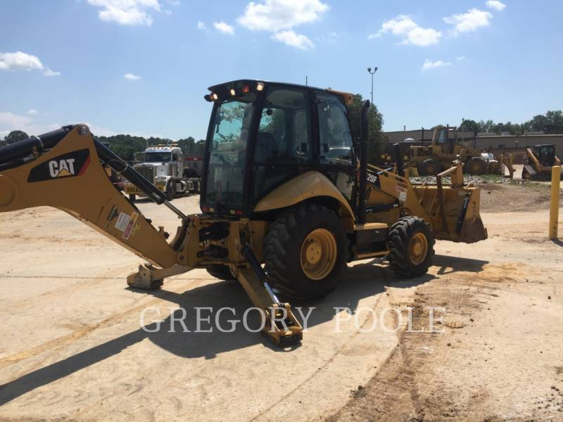 CATERPILLAR バックホーローダ 420F equipment  photo 6