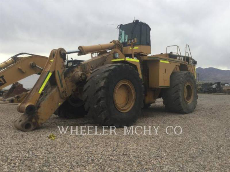 CATERPILLAR WHEEL LOADERS/INTEGRATED TOOLCARRIERS 992G equipment  photo 3