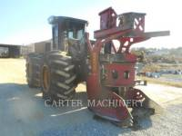 Equipment photo CATERPILLAR 563C FORSTWIRTSCHAFT - BAUMFÄLLBÜNDELMASCHINE 1