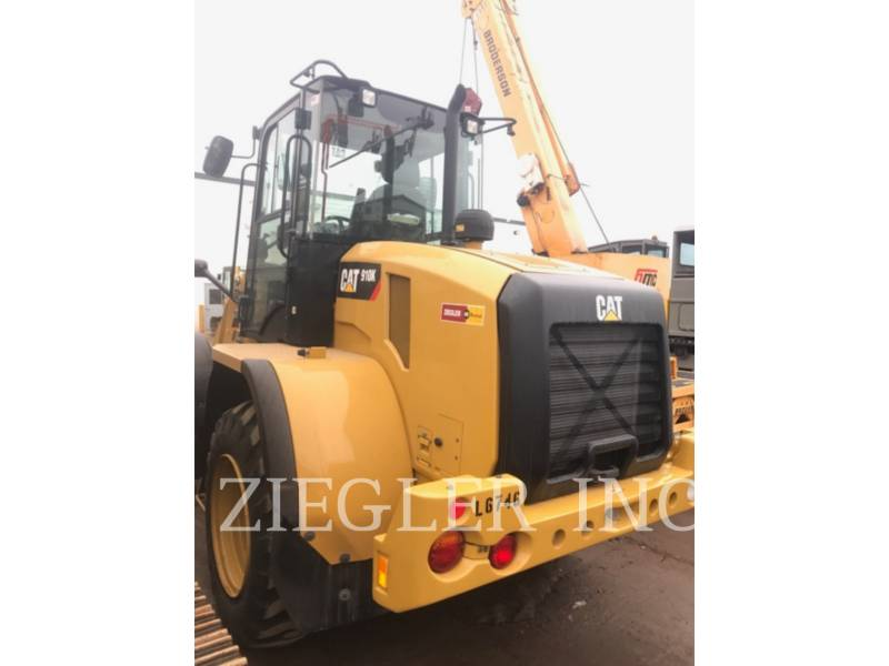 CATERPILLAR MINING WHEEL LOADER 910K equipment  photo 3
