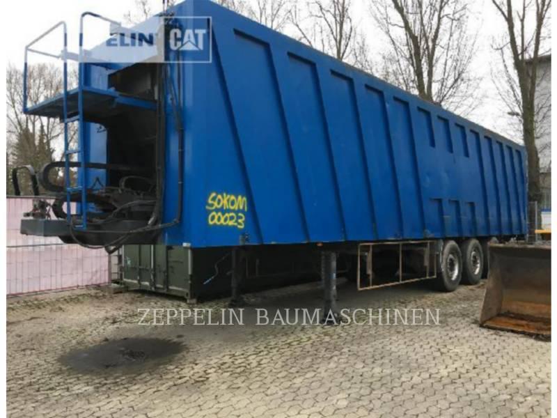OTHER TRAILERS Primärprodukte Kompo equipment  photo 1