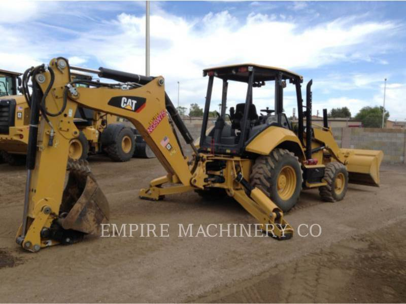 CATERPILLAR BACKHOE LOADERS 420F2 4EOP equipment  photo 2