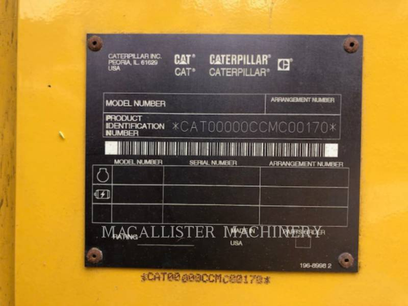 CATERPILLAR Grupos electrógenos fijos 3512B equipment  photo 8