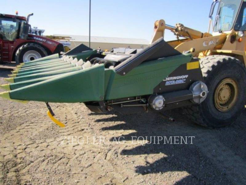 GERINGHOFF Rabatteurs RD822B equipment  photo 15
