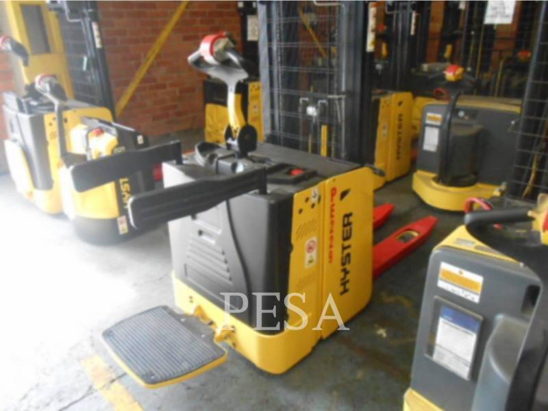 HYSTER FORKLIFTS S1.5S equipment  photo 2