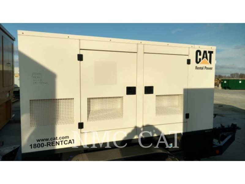 CATERPILLAR PORTABLE GENERATOR SETS (OBS) XQ60P2 equipment  photo 1
