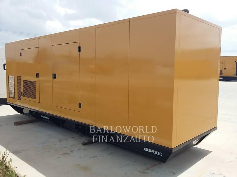OLYMPIAN_ POWER MODULES GEP500 equipment  photo 6