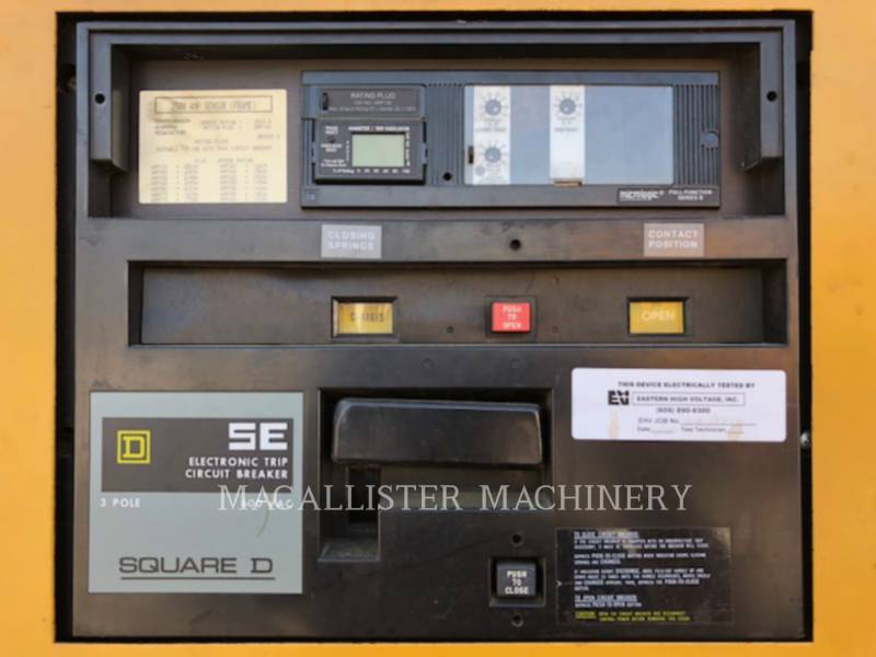 CATERPILLAR STATIONARY GENERATOR SETS 3516 equipment  photo 13