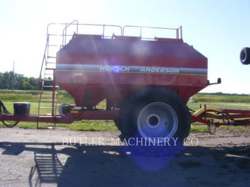 HORSCH ANDERSON PLANTING EQUIPMENT PS6015 equipment  photo 1