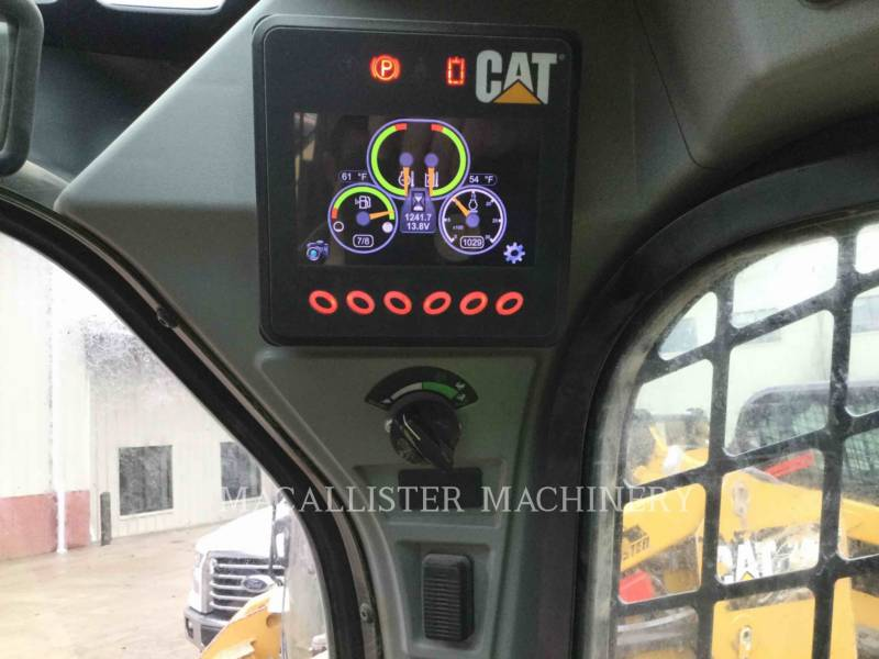 CATERPILLAR CARGADORES MULTITERRENO 299DXHP equipment  photo 15