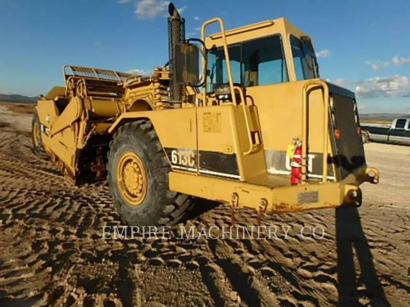 CATERPILLAR 轮式牵引铲运机 613C equipment  photo 2