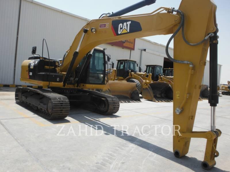 CATERPILLAR 履带式挖掘机 320D2L equipment  photo 1
