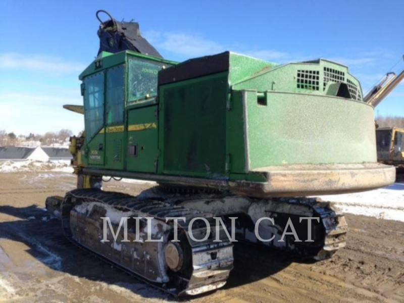 JOHN DEERE FORESTAL - TALADORES APILADORES - DE CADENAS 903K equipment  photo 3