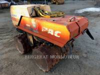 Equipment photo DYNAPAC LP8500 COMPACTORS 1